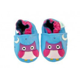 Twit Twoo Leather Shoes 6-12 months