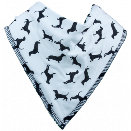 Dog-Gone Single Bandana Bib
