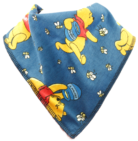 Honey Pot Pooh Bandana Bib