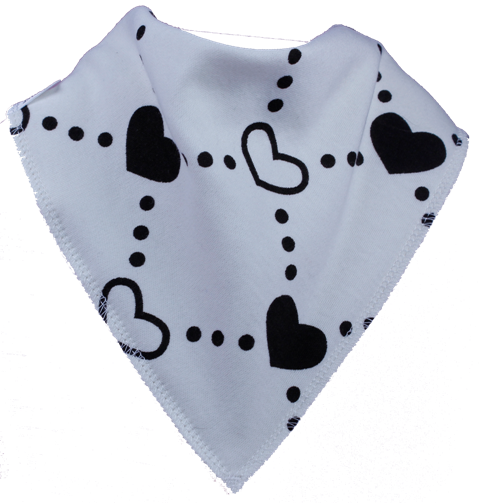 Lucy Single Bandana Bib