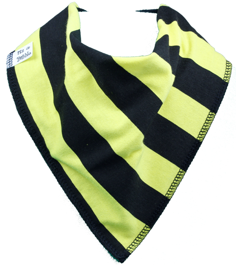 Mr Bumble Single Dribble Bib