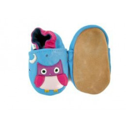 Twit Twoo Leather Shoes 0-6 months
