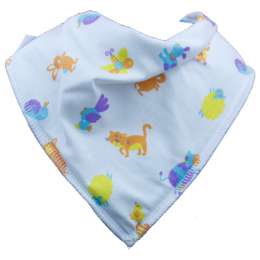 Barn Yard Single Dribble Bib