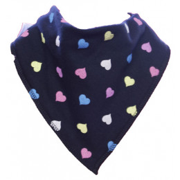 Blackheart Single Bandana Bib