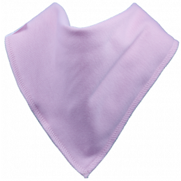 Candyfloss Single Bandana Bib