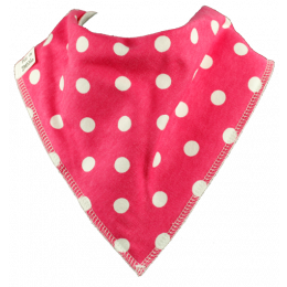 Charlotte Single Bandana Bib