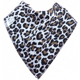 Jungle Fever Single Bandana Bib