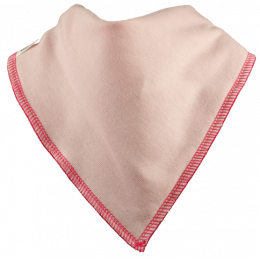 Marshmallow Single Bandana Bib