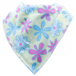 Martha Single Bandana Bib