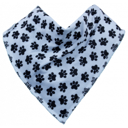 Mucky Pup Single Dribble Bib