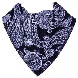 **NEW** Paisley Single Bandana Bib