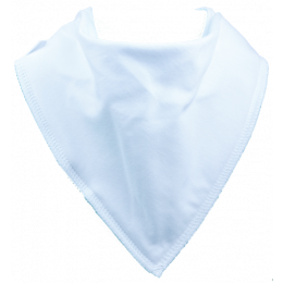 Snowdrop Single Bandana Bib