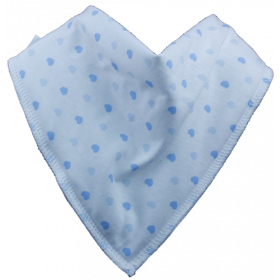 Lovey Dovey Single dribble bib