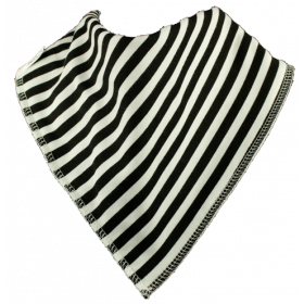 Mini Humbug Single Bandana Bib