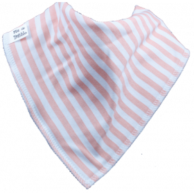 Peachy Single Bandana Bib