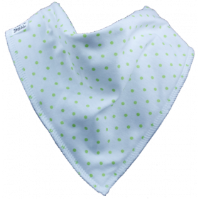 Petit Pois Single Bandana Bib