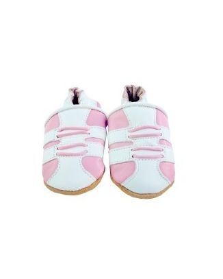 Sporty Girl Leather Shoes 6-12 months